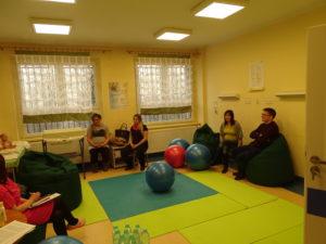 Szkoła Rodzenia - Pierwsze zajęcia
