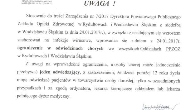http://zoz.wodzislaw.pl/wp-content/uploads/2017/01/zarządzenie-o-ograniczeniu-w-odwiedzinach-chorych-001-628x353.jpg